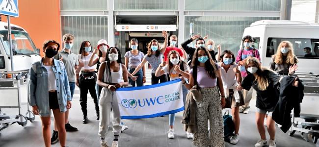 2020-2021 ուսումնական տարին UWC Դիլիջանում