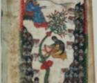 Fig. 16.Povestea lui Isaia, 1299, Cilicia, desenatà si iluminatà de Toros Diaconul,