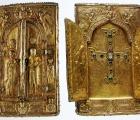 Fig. 9.Sfânta Cruce a vegetarienilor, 1300, Vayotz Dzor.