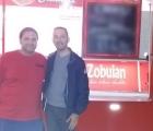 Ciprian Zobuian și Liviu Merdinian
