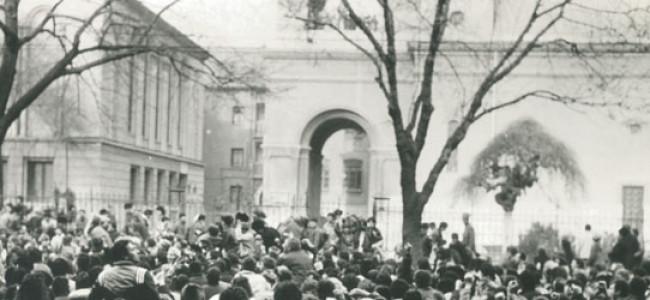 MĂRTURII / Revoluțiile și clopotele bisericii armene din București