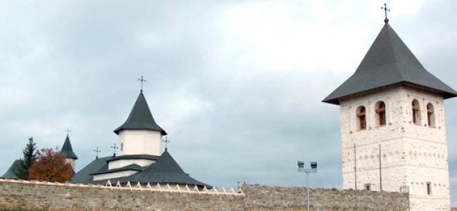 Restaurarea manastirii Zamca de la Suceava