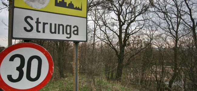 Sfârșit de istorie la Strunga