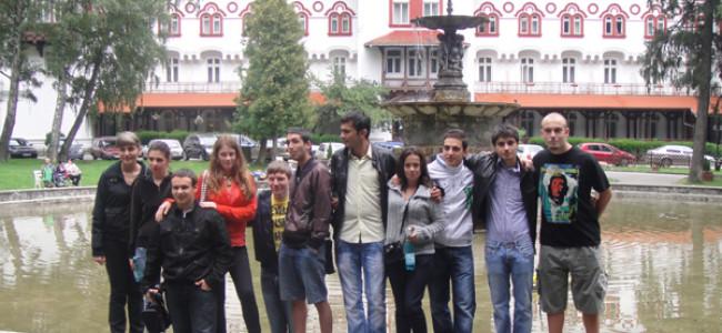 Dialog Intercultural la Sinaia