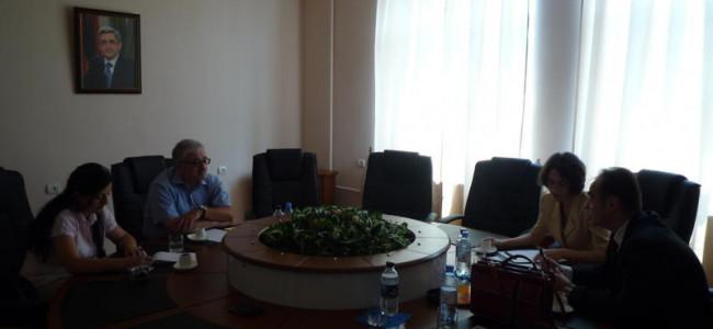 Misiune Economică la Erevan