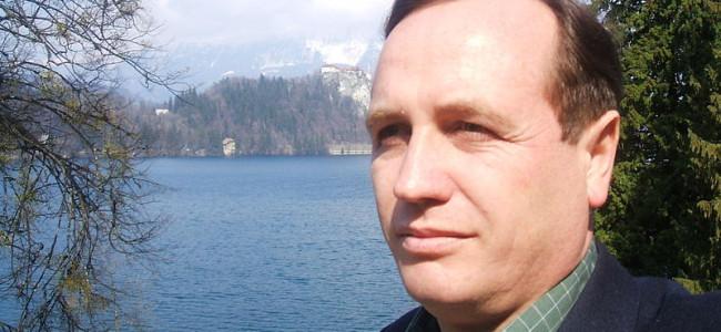 Poetul Vasile Baghiu, la armeni