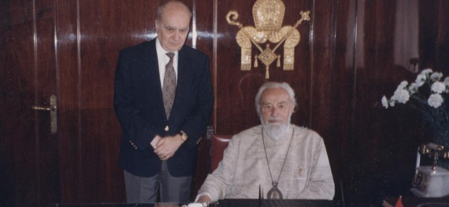 IN MEMORIAM     Simon Sarkissian  (24 septembrie 1927 – 16 septembrie 2012)