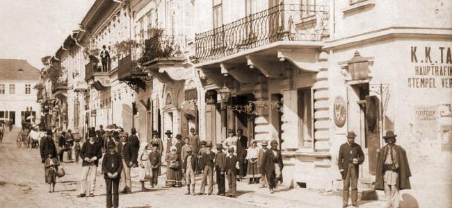 """Cârciumile Sucevei: De la Hanul """"Langer"""" şi """"Craiul Negru"""", la bufetul din cimitirul armenesc"""