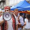 """Din presa română/EVZ.RO  : Cafea la nisip cu coniac Ararat, kebap de pui și giuvaergii cu dichis pe """"Ulița Armenească"""""""