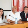 """Prezentarea  """"Cărții  șoaptelor"""" la Facultatea  """"Valeri  Briusov""""  din Erevan (comunicat de presă)"""