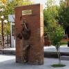 EREVAN /O statuie dedicată jurnaliștilor