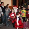 A venit Moș Crăciun la armenii din Constanța. Credincioșii sărbătoresc Nașterea Domnului