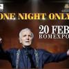 Concert  Charles Aznavour la București / Oferta specială, reduceri de 20 % la toate categoriile de bilete