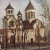 """La Editura Ararat este în curs de apariție cea de-a III-a ediție a monumentalei lucrări """"Catedrala Armeană"""" de Edvard Jeamgocian"""