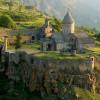 Tezaurul Armeniei / În zborul pasării către complexul monahal Tatev