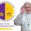Papa Francisc în Armenia / Programul vizitei ecumenice