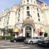 NOTE de CĂLĂTORIE / Răsărit de soare la Nisa  (Beau lever du soleil a Nice)