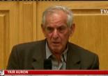 TVR / Conferinţă privind genocidul împotriva armenilor, la Bucureşti. A participat scriitorul Yair Auron