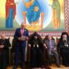 """Conferirea Ordinului și Medaliei """"SF. NERSES ȘNORHALI"""" domnului Victor Opaschi, Secretar de Stat pentru Culte"""