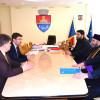 Primarul municipiului Bacău a primit vizita PS Episcop Datev Hagopian, al Arhiepiscopiei Armene din România
