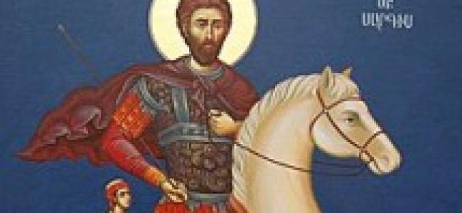 CREDINȚĂ / Sfinții Sarkis, Martiros și cei 14 soldați