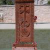 EVENIMENT / La Constanța a fost dezvelit un khacikar pe faleza de la Cazinou