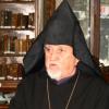 Slujbă de pomenire pentru  odihna sufletului Arhiepiscopului Dirayr Mardichian