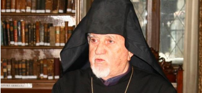 ÎN DIRECT / Slujba de pomenire pentru odihna sufletului Arhiepiscopului Dirayr Mardichian – azi, ora 12