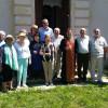 Slujbă de Rusalii la Iași