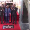 VIDEO / Charles Aznavour a primit o stea pe Walk of Fame din Hollywood