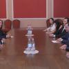 EREVAN / Membrii grupului de prietenie Armenia-România i-au primit pe parlamentarii armeni din România