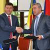 Memorandum de înfrățire între regiunea Lori și județul Harghita