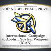 Premiul Nobel pentru Pace 2017, decernat Campaniei  Internaţionale  pentru Interzicerea Armelor Nucleare (ICAN) /  Tînărul Hrant Jaghinyan printre fondatorii  filialei România ai  ICAN