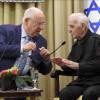 Aznavour onorat în Israel pentru ajutorul acordat de familia sa unor evrei