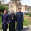 Doi tineri armeni din România studiază la Seminarul Teologic GEVORGIAN aflat la Catedrala Patriarhală Sfântul Scaun de la Ecimiadzin