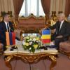 Secretarul general al ministerului armean de externe, Șahen Avakian, a participat la Conferința Internațională a Francofoniei de la București