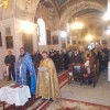 Biserica armeană din Botoşani la sărbătoarea ei tradiţională  /  Madagh în zi de doliu naţional