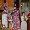 Slujbă de Crăciun și de Bobotează în biserica armeană din Pitești