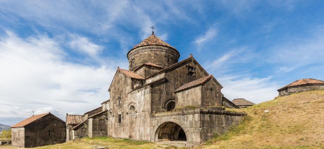 ARMENIA / Drumul de 5 km care duce la mănăstirea Haghpat  va fi reabilitat  în 2020