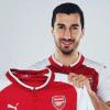 FOTBAL / Henrikh Mkhitaryan este acum jucătorul lui Arsenal Londra