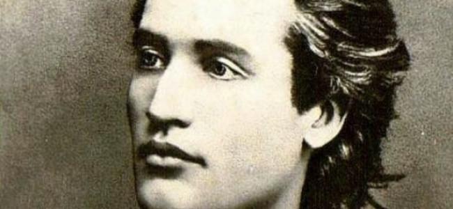 """EMINESCU -168 de ani de la naștere / Poezia  """"Trecut-au anii""""  în limba armeană"""
