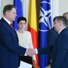 E.S. Domnul Sergey MINASYAN, Ambasador al Republicii Armenia și-a prezentat scrisorile de acreditare E. S. Domnului Klaus IOHANNIS, Președintele României