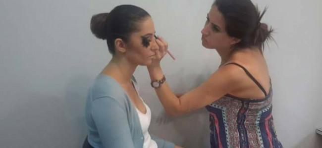 INTERVIU / Banii nu trebuie să fie o condiție pentru a realiza calitate în ceea ce faci – spune Anna Tigranyan, make-up artist