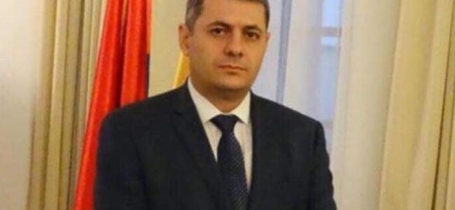 Semnificația forței colective  /  SERGHEI MINASIAN, ambasador al Armeniei în România…