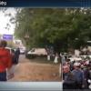 La EREVAN, protestele continuă /  100 de protestatari au fost reținuți în timpul ciocnirilor cu forțele de ordine (VIDEO)