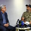 ARMENIA /  Premierul Serj Sargsyan a plecat în timpul  întâlnirii televizate cu liderul opoziției Nikol Pashinyan
