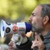 AGERPRES / Principalul opozant arestat în timp ce sute de persoane manifestează la Erevan