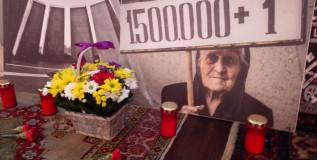 GALAȚI / Comemorarea Genocidului