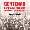 BUCUREȘTI / CENTENAR REPUBLICA ARMEANĂ
