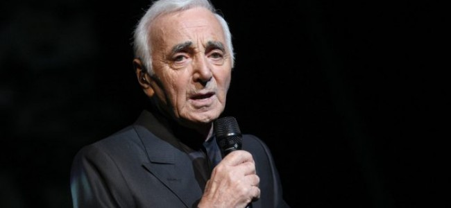 Charles Aznavour – A Very Private Christmas